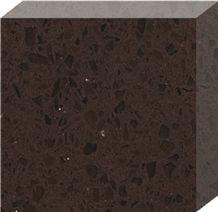 Coffee Brown Quartz Stone, Kitchen Top, Countertops,new Star Kitchen Top