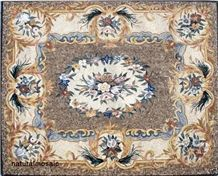 Marble Medallion Wall Decorate Tile