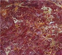 Emperor Red Marble Slabs & Tiles
