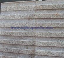 Granite G681 Blind Paving Stone, G681 Shrimp Red Pavers