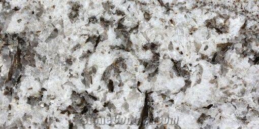 Sierra Nevada Grey Polished Granite Flooring Slabs Tiles