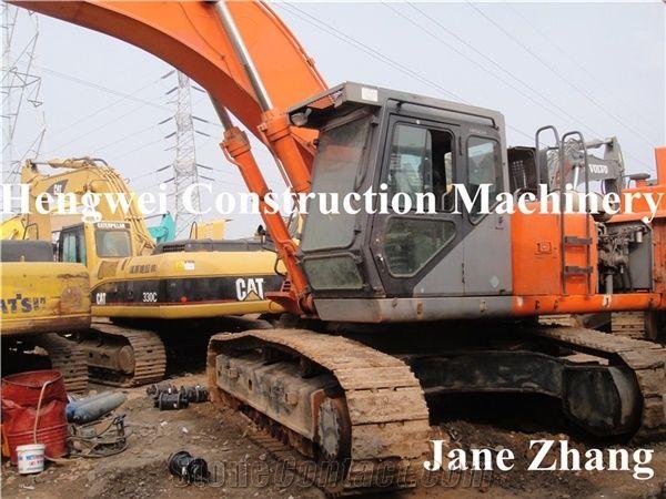 Used Crawler Excavator Hitachi Zx450h from China