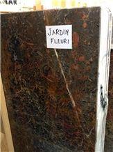 Jardin Fleuri Limestone Slabs