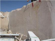 Zara Beige Marble Block, Iran Beige Marble