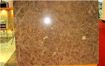 Dark Emperador Marble Slabs & Tiles