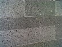 Andesite Slabs & Tiles, Indonesia Grey Andesite Slabs & Tiles