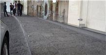Miracema Cinza Gneiss Paving Stone, Pavements