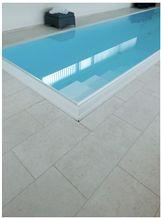 Giallo Venezia Limestone Pool Coping, Pooll Terrace Pavements