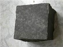 Zhangpu Black Basalt Cube Stone