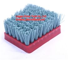 Frankfurt Brush/Abrasive Grinding Microcrystal Stone Brush/Stone Polishing Brush,Abrasive Brush,Polishing Brush