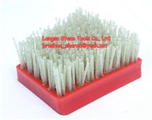 Frankfurt Diamond Brush/Industrial Steel Wire Brush for Stone Material/Marble Granite Glass Abrasive Tools