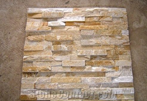 Decorative Stone Rustic Wall Panel Cultured Stone Wall