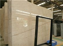 Luna Pearl Marble Slabs & Tiles, Turkey Yellow Marble