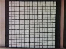 Guangxi White Marble Polished Mosaic,Wall Mosaic 7