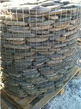 River Slate Gardening Tiles