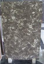 Gohare Cloudy Limestone Tiles & Slabs Iran, Brown Limestone Tiles & Slabs Polished Iran