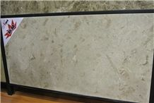 Bilecik Crema Nova Marble Slabs, Tiles