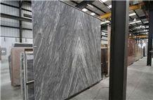 Bardiglio Nuvolato Marble Slabs, Italy Grey Marble
