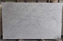 Bianco Gioia Marble Slabs, Italy White Marble