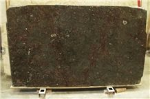 Castellon Brown Fossil Limestone Slabs