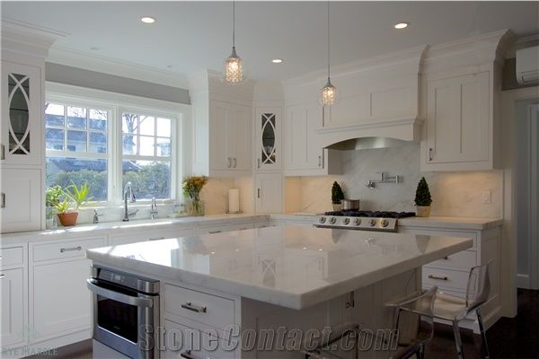 Imperial Danby Marble Honed Mamaroneck