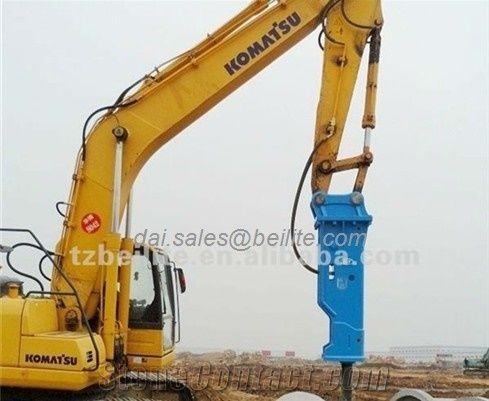 Beilite Excavator Attachment Hydraulic Hammer from China