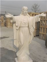 White Marble Carving,human Sculpture