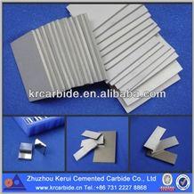 Tungsten Carbide Plate/hard Metal Sheet/widia Wear Plates