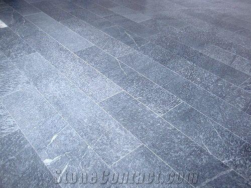 Sondrio Soapstone Floor Tiles Pietra Ollare Soapstone
