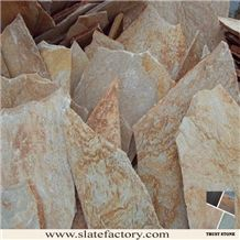 Cheap Yellow Slate Flagstone