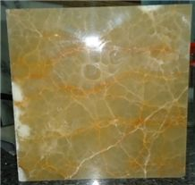 Honey Onyx Tiles, Pakistan Brown Onyx
