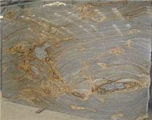 Polished Desert Storm Granite Slab(good Quality)