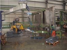 Block Cutter Machine; Multidisc Cutter Machine; Sl