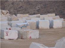 Dehbid Beige Marble Block