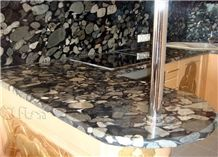Black Marinace Countertop, Marinace Black Granite