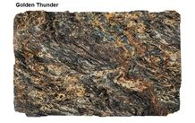 Golden Thunder Granite Slabs