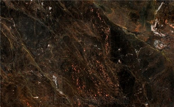Brown Chocolate Capolavoro Brown Granite Slabs From