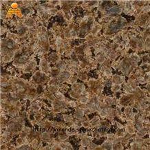 Tropic Brown Granite Tiles, Golden Diamond Granite