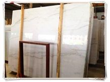 River White Marble Slab Tiles