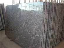 China Polished Juparana Granite Slabs ,Good Price Sandsave Slabs