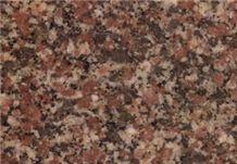 Rosa Aswan Dark Granite Tiles & Slabs, Red Granite Egypt Tiles & Slabs