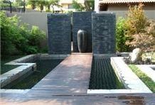 Mazista Grey Slate Ledge Stone