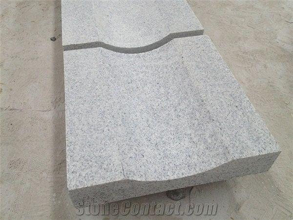 Drainage Channel China Sardo Grey Granite Other