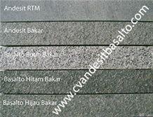 Tiga Jenis Utama Andesit Populer, Indonesia Grey Basalt Slabs & Tiles