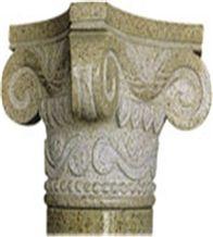 G682 Granite Column Pedestal