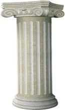 Gold Granite Column