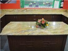 Green Granite Work Top