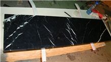 Nero Marquina Marble Worktop