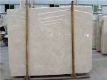 Polished Empire Beige Marble Slab(own Factory)