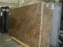 Polished Juparana Arandis Granite Slab(good Price)